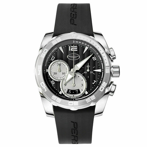 Parmigiani Fleurier Pershing 002 Automatic 42mm Chronograph Men's Watch PFC528