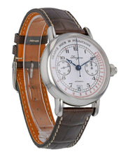 Longines Heritage Single-Pusher Chronograph Automatic 41mm Men's Watch L28014232