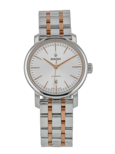 Rado DiaMaster Automatic Silver Dial Ladies 33mm Watch R14050103