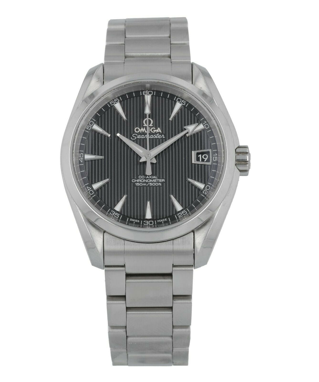 Omega Aqua Terra Automatic Chronometer Men's 38.5mm Watch 231.13.39.21.01.001