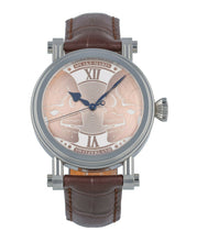 Speake Marin Piccadilly Face To Face Skulls Automatic Men's 42mm Limited Watch