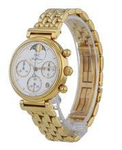 IWC Da Vinci Lady 29mm 18k Yellow Gold Moonphase Chronograph Ladies Watch 953501