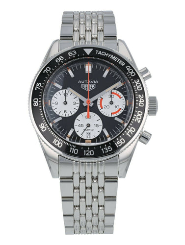 Tag Heuer Heritage Caliber 02 Autavia for Hodinkee Men's Watch CBE2117.BA0687