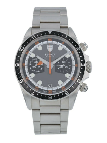Tudor Heritage Chrono Stainless Steel 42mm Automatic Men's Watch M70330N-0001