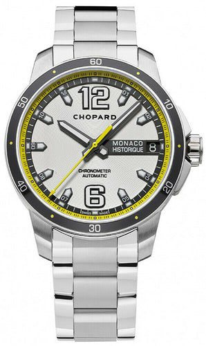 Chopard Grand Prix de Monaco Historique Automatic 44.5mm Men's Watch 158568-3001