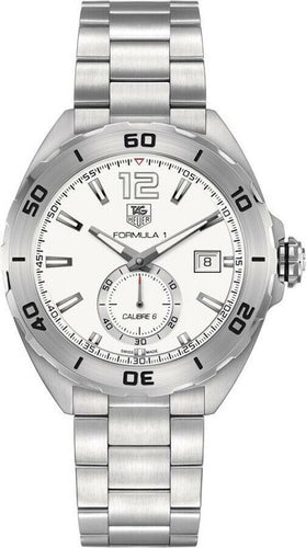 Tag Heuer Formula 1 Automatic Stainless Steel 41mm Men's Watch WAZ2111.BA0875