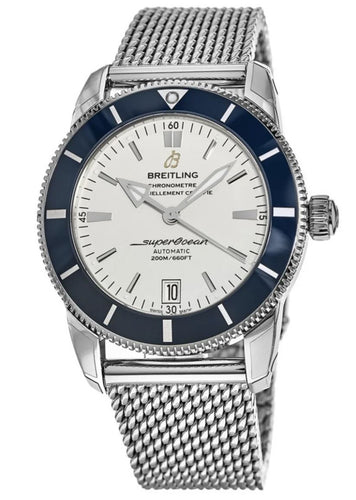 Breitling Heritage II 42 Automatic Mens Stainless Steel Watch AB201016/G827-154A