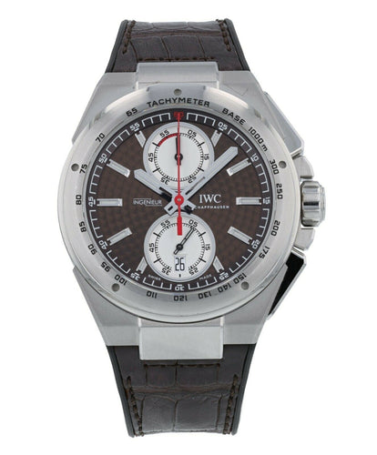 IWC Ingenieur Silberpfeil Chronograph 45mm Automatic Men's Watch IW378511