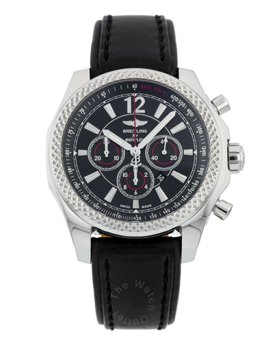 Breitling Bentley Barnato Chronograph 42mm Auto Men's Watch A4139024/BB82-482X