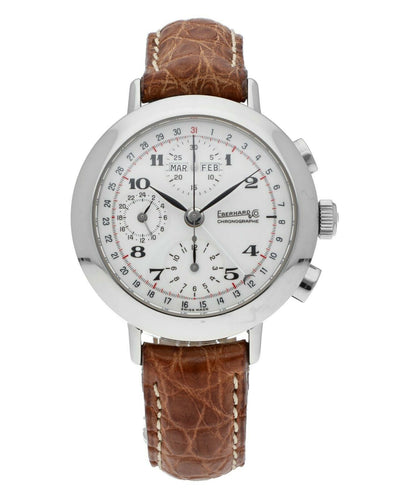 Eberhard & Co. Replica Calendar Chronograph 40mm Men's Automatic Watch 31039