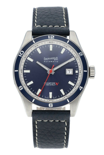 Eberhard & Co. Champion V Automatic 42.5mm Men's Stainless Steel Watch 41031