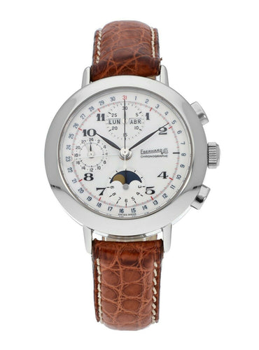 Eberhard & Co. Replica Calendar Chronograph Men's 40mm Automatic Watch 31039
