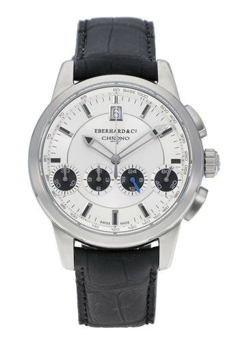 Eberhard & Co. Chrono 4 Automatic Stainless Steel 42mm Men's Watch  31129