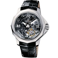 CORUM ADMIRAL'S CUP TOURBILLON MINUTE REPEATER TITANIUM
