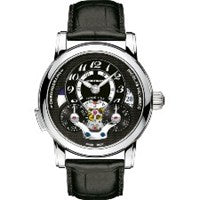 MONTBLANC NICOLAS RIEUSSEC CHRONOGRAPH STAINLESS STEEL