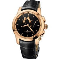 ULYSSE NARDIN HOURSTRIKER TIGER ROSE GOLD