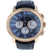 AUDEMARS PIGUET MILLENARY CHRONOGRAPH YELLOW GOLD