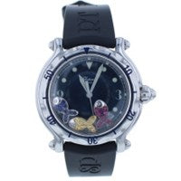 CHOPARD HAPPY FISH STAINLESS STEEL
