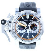 GRAHAM CHRONOFIGHTER STAINLESS STEEL