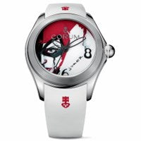 CORUM BUBBLE JOKER STAINLESS STEEL