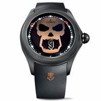 CORUM BUBBLE MAGICAL SKULL