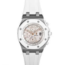AUDEMARS PIGUET ROYAL OAK OFFSHORE CHRONOGRAPH PRIDE OF SIAM STAINLESS STEEL