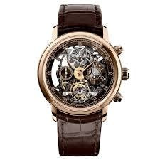 AUDEMARS PIGUET JULES AUDEMARS TOURBILLON CHRONOGRAPH ROSE GOLD