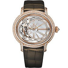 AUDEMARS PIGUET MILLENARY TOURBILLON ROSE GOLD