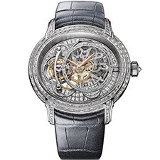 AUDEMARS PIGUET MILLENARY TOURBILLON WHITE GOLD