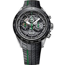 GRAHAM SILVERSTONE RS SKELETON STAINLESS STEEL
