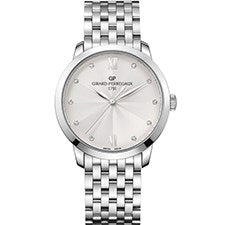 GIRARD PERREGAUX FLINIQUE STAINLESS STEEL
