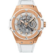 HUBLOT BIG BANG KING POWER UNICO CHRONOGRAPH ROSE GOLD