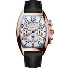 FRANCK MULLER CINTREE CURVEX ROSE GOLD