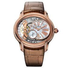 AUDEMARS PIGUET MILLENARY LADIES ROSE GOLD