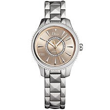 CHRISTIAN DIOR DIOR VIII MONTAIGNE STAINLESS STEEL
