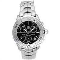 TAG HEUER LINK CHRONOGRAPH STAINLESS STEEL