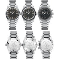 OMEGA TRILOGY SET STAINLESS STEEL