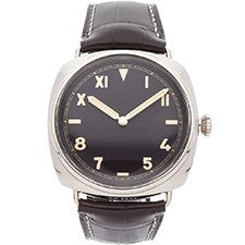 PANERAI RADIOMIR 3 DAYS ORO BIANCO WHITE GOLD