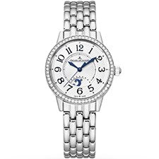 JAEGER LECOULTRE RENDEZ-VOUS NIGHT / DAY STAINLESS STEEL