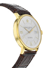 Baume & Mercier Classima Executives Men's 18k Gold 39mm Automatic Watch MOA08787