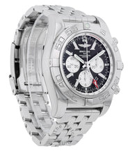 Breitling Chronomat GMT 47mm Automatic Chronograph Mens Watch AB041012/BA69-383A