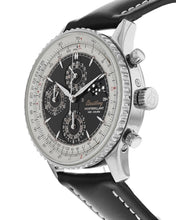 Breitling Monbrillant 1461 Jours Stainless Steel Automatic Moonphase Men's Watch