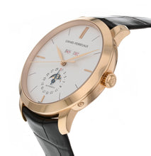 Girard Perregaux 1966 Automatic Men's 18k Rose Gold Triple-Date Moonphase Watch
