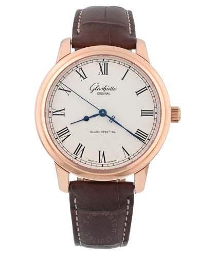Glashutte Original Senator Automatic 18k Rose Gold 40mm Automatic Men's Watch