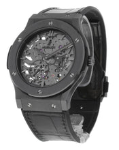Hublot Classic Fusion Ultra-Thin Hand Wind Skeleton Dial 45mm Men's Watch