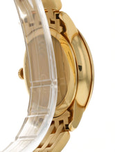 Omega De Ville Prestige 18k Yellow Gold 27.4mm Ladies Watch 424.50.27.60.05.001