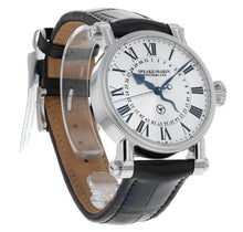 Speake Marin Men's Serpent Calendar Leather Strap Automatic 38mm Watch