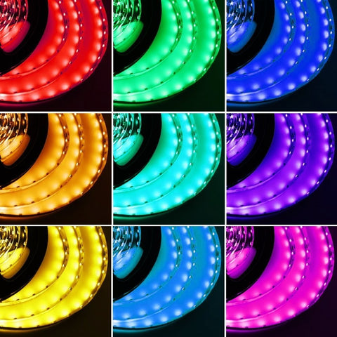Racesport competition lighting 16ft led strip rgb multi colors w racesport competition lighting 16ft led strip rgb multi colors w remote aloadofball Image collections