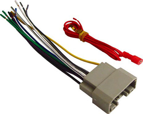 sh615_grande?v=1501775643 sh615 wiring harness same as chr 1642 cwh 642 metra 70 6522 Scosche Wiring Harness Color Code at virtualis.co