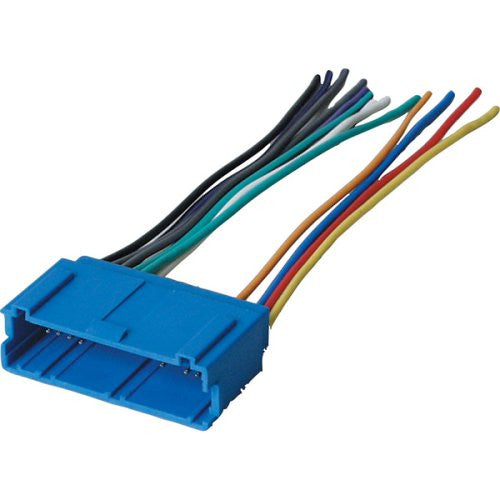 sh411 wiring harness same as gm 1346 gwh 346 metra 70. Black Bedroom Furniture Sets. Home Design Ideas